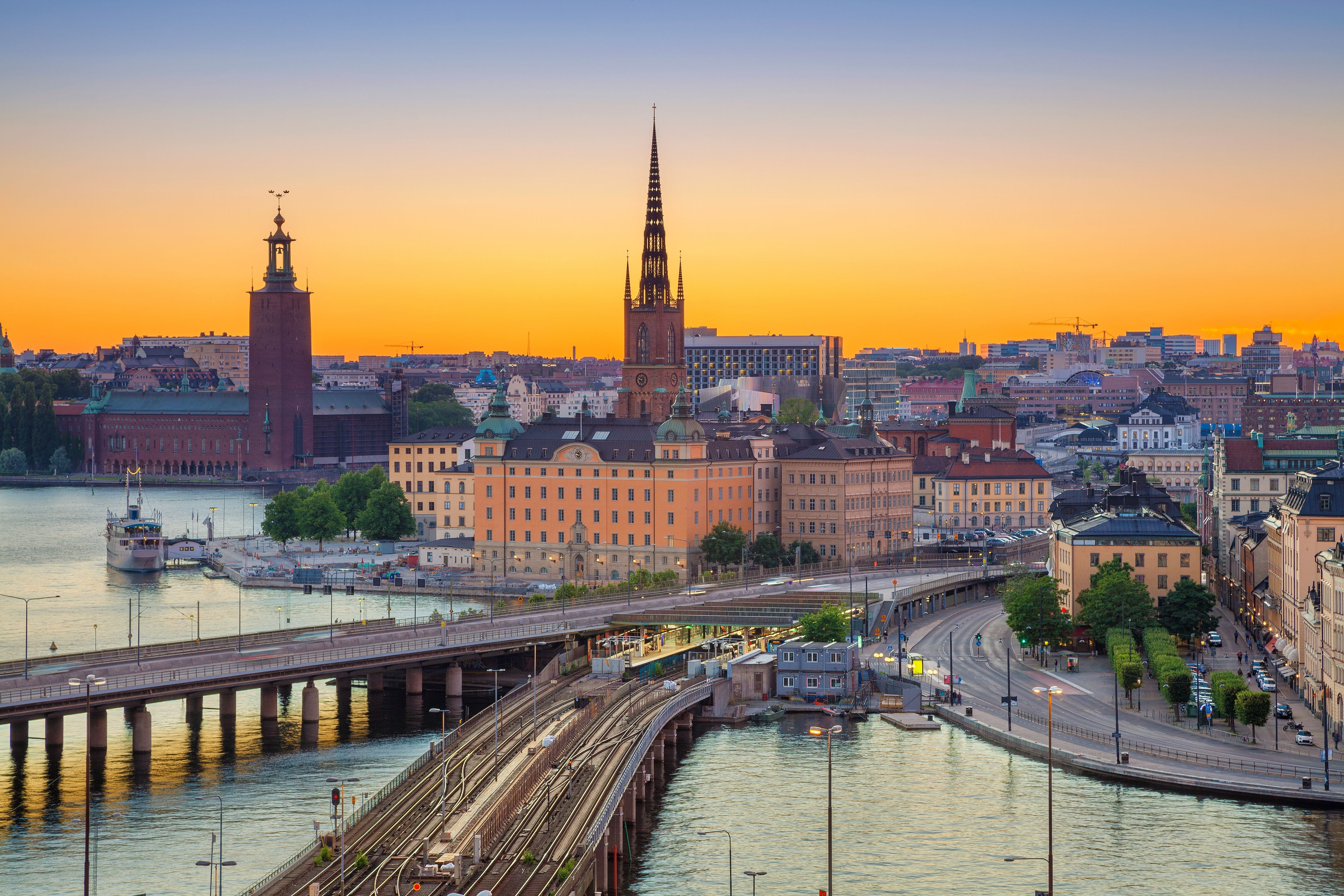 The most charming towns and small cities in Sweden