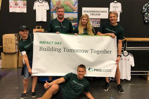 IMPACT Day 2018 in Gothenburg