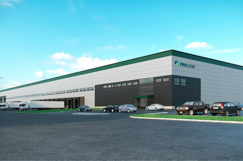 Prologis Park Gothenburg II, DC3