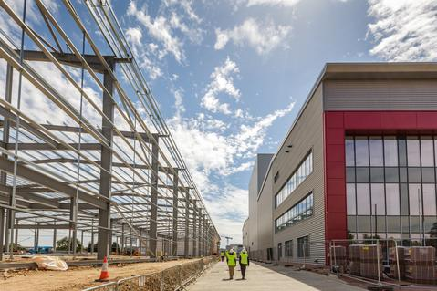 Prologis Basildon DC2 feature story