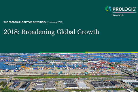 THE PROLOGIS LOGISTICS RENT INDEX - January 2019