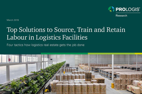 Top Solutions to Source, Train and Retain Labour in Logistics Facilities