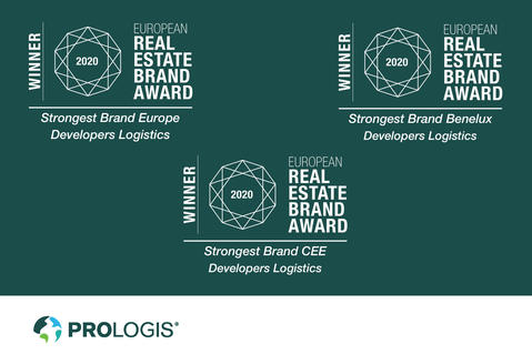 Best European Developer Brand Award