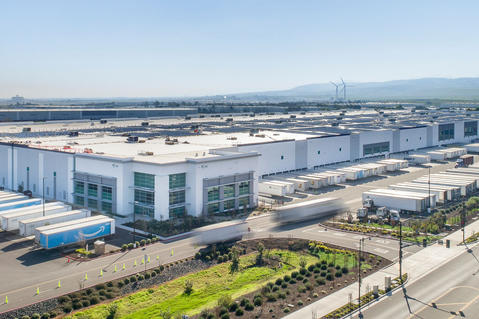 Prologis International Park of Commerce, Tracy, California