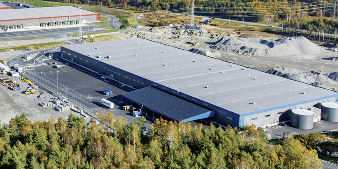 Prologis Park Gothenburg II DC6